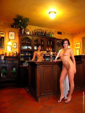 Purebeautymag – Alena – Simona – Beer And Spirits