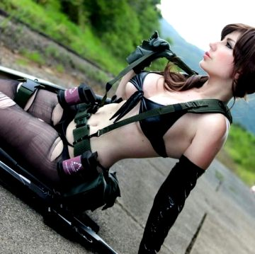 Quiet Cosplay By Giu Hellsing