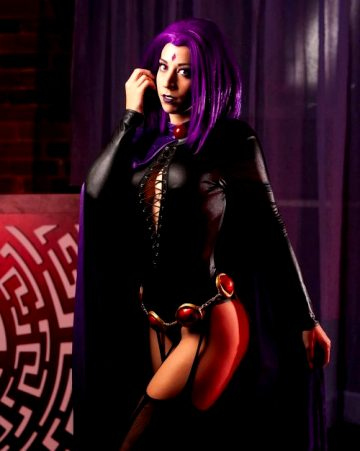 Raven By Cindrella Cosplay