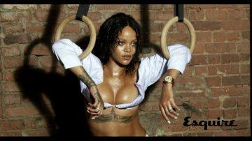 Rihanna – Esquire Photoshoot