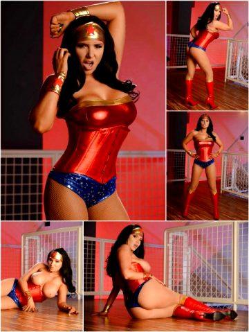 Romi Rain As Wonder Woman