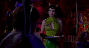 Rose McGowan As Miss Kitty Plot In 'Monkeybone'