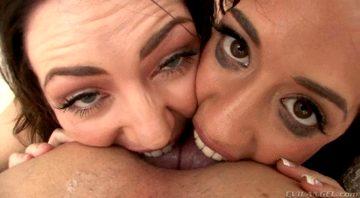 Sarah Shevon Sarahshevon And Lyla Storm