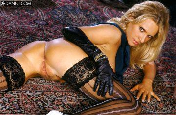 Sasha Swenson Classic Pornstar Photographs By Danni Ashe