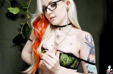 Savingthrowvssexy Shamadalie Suicide Ivy