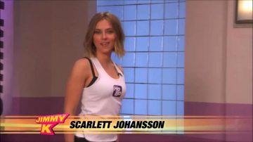 Scarlett Johannson Doing A Wonderful Job In Advertising