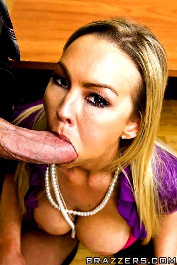 Sensitivity Training – Abbey Brooks – Big Tits At Work