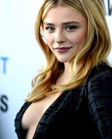 Sexy Chloe Moretz