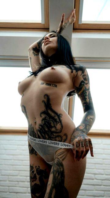 Skinny Goth ?
