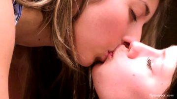 Slow Kissing Tease.
