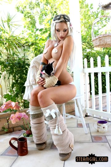 Steamgirl Kato – Chubby Puppies