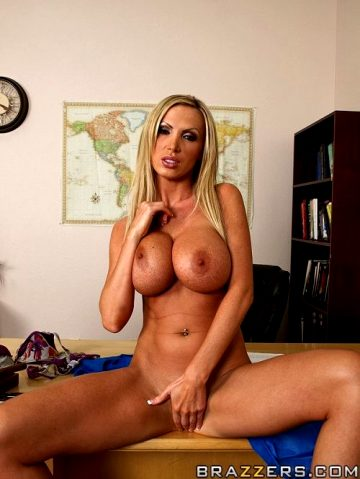 Stretch My Balloon Knot Asshole – Nikki Benz – Big Tits At School