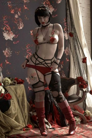 Stylerotica Anastasia August – Fairest Of Them All