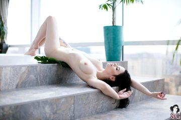 Suicidegirls Cabani Morning Bath