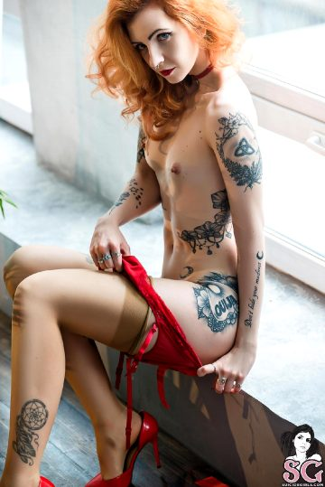 Suicidegirls Dimarti – I Wanna Be Loved By You