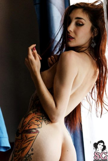 Suicidegirls Laudam – Like An Evee At Home