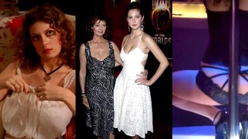 Susan Sarandon And Eva Amurri- Happy Mother's Day