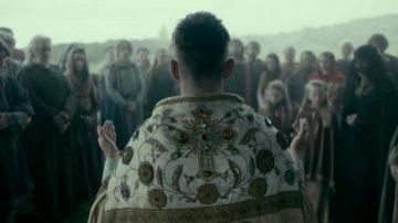 Tamaryn Payne Being Widow And Getting Bang By Bishop In Vikings