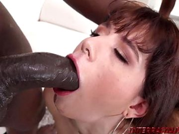Teen Isabel Moon Can't Get Enough Big Black Cock
