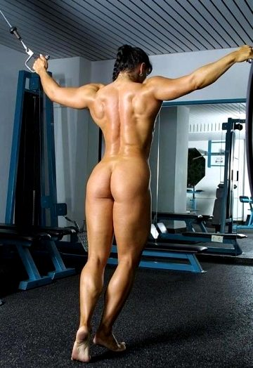 That Back!