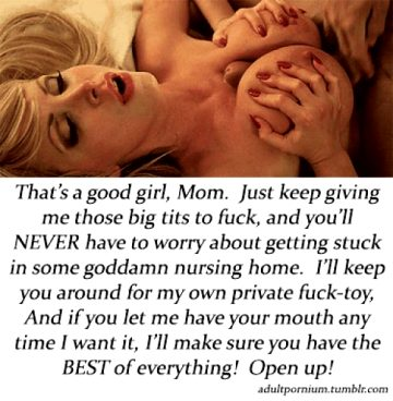 That's a good Mom.