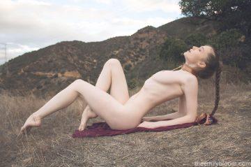 Theemilybloom Emily – Slave Leia