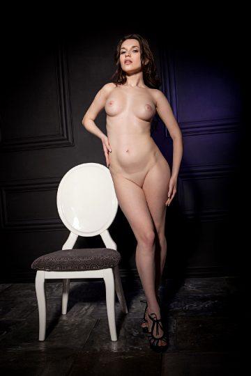 Thelifeerotic Serena Wood Lavender Lover