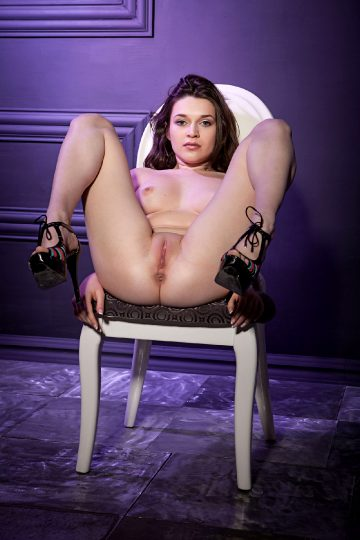 Thelifeerotic Serena Wood Lavender Lover