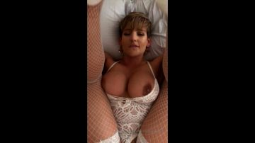 Thick Hannah Brooks POV Missionary And Creampie