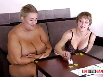 This Is What Happens When Lesbians Strip with One Another