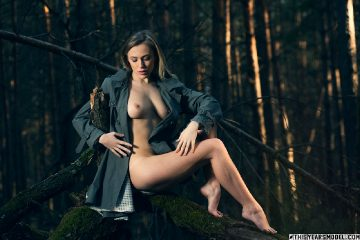 Thisyearsmodel Aislin – Lost Naked In Ukraine