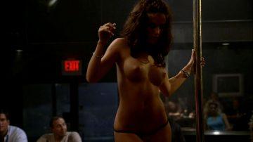 Unknown Sopranos Stripper Plot Slo-mo