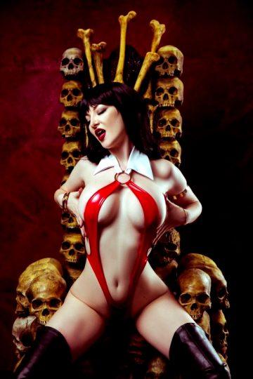 Vampirella By Ashlynne Dae