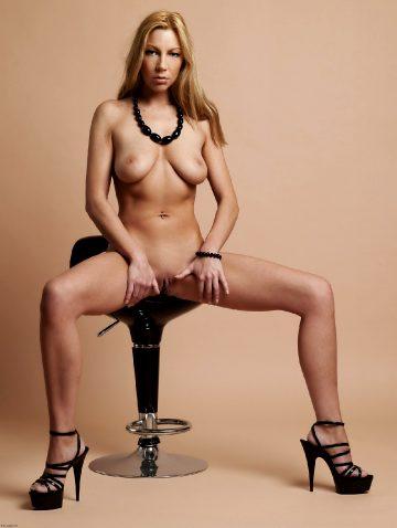 Vintage Mc-nudes Sets Hanna – Black