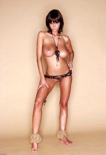 Vintage Mc Nudes Sets Pt Gabrielle Busty Star