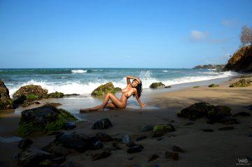 Watch4beauty Kendra Roll – Tropical Beach