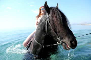Watch4beauty Me And My Horse Emily