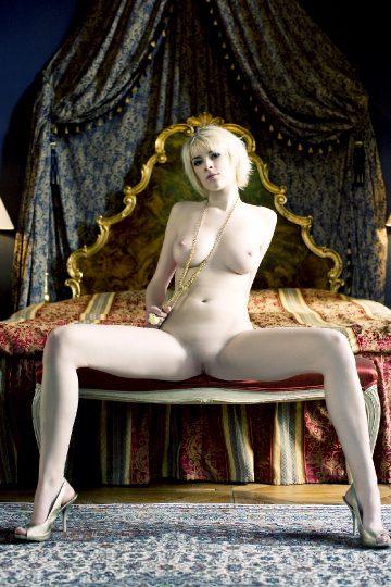 Watch4beauty White Lady-jennifer