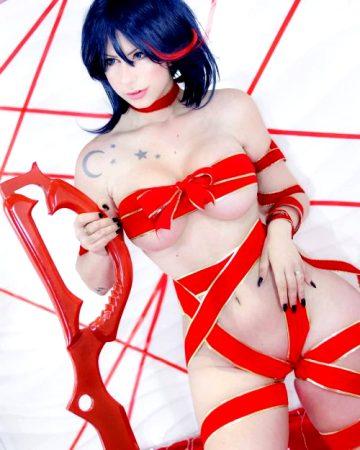 Xmas Gift Ryuko By Giu Hellsing