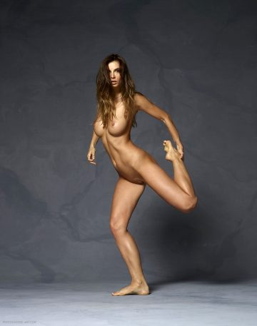 Zechsb Marisa Does Some Exercise Part 2